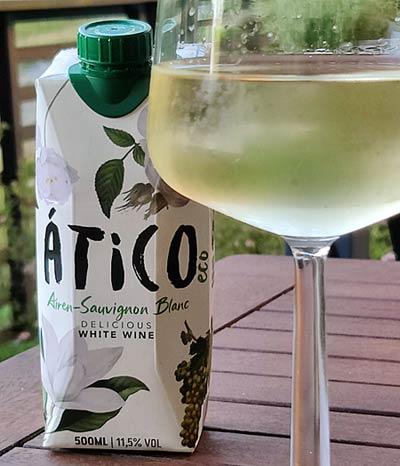 Atico Eco White kartonkitölkki