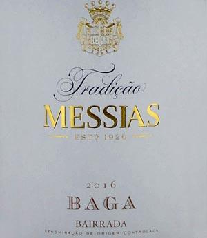 Messias Tradição Baga