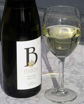 Barth Fructus Riesling