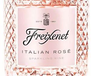Freixenet Italian Rosee Sparkling Extra Brut etiketti