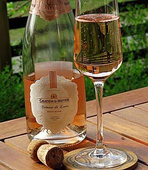 Gratien & Meyer Crémant de Loire Cuvée Rosé Brut