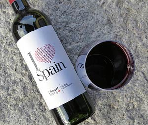 I heart Spain