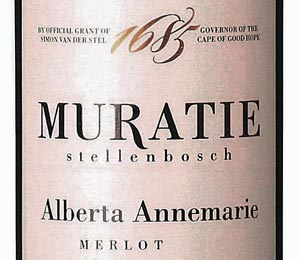 Muratie Merlot