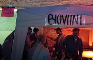 Naturaalit viinit -tapahtuma Tampereella