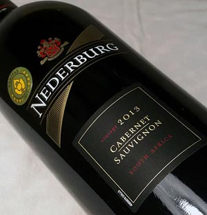Nederburg Two Centuries Cabernet Sauvignon