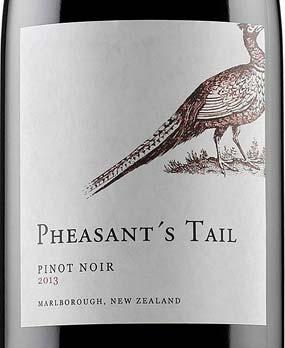 Phesant's Tail Pinot Noir