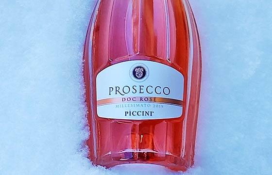 Piccini Rosé Prosecco Extra Dry