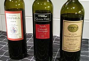 Quinta-nimiset viinit
