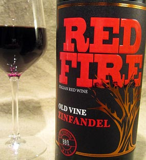 Red Fire Old Vine Zinfandel