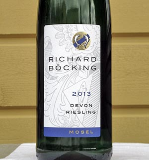 Richard Böcking Devon Riesling