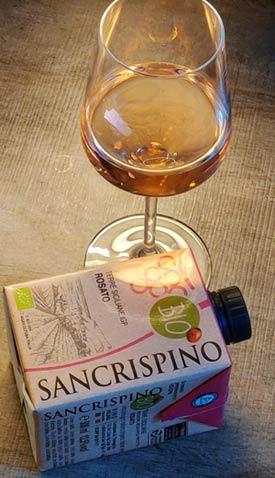 Sancrispino Bio Rosato