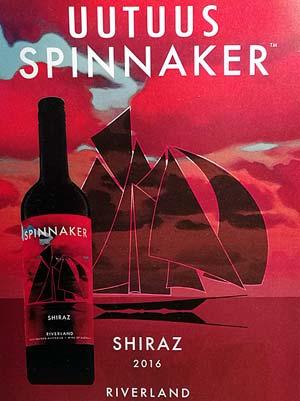 Spinnaker Shiraz - Australia - Riverland