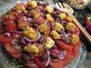 Kreikkalainen tomaattisalaatti