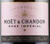 Ystävänpäiväviinit - Moët & Chandon Rosé Impérial Champagne Brut