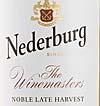 Nederburg-viinitalon late harvest -viini