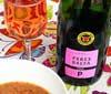 Gazpacho ja roseekuohuviini
