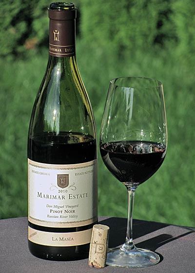 Marimar Estate La Masia Pinot Noir