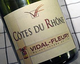 Vidal-Fleury Côtes du Rhône