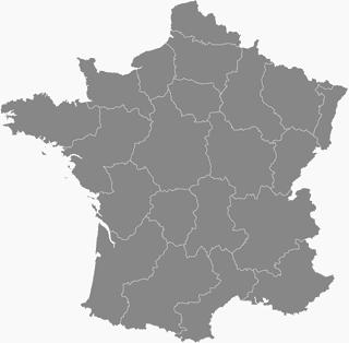 [kartta: Ranska]