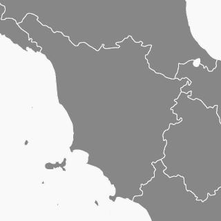 [kartta: Italia Toscana]