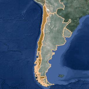 [kartta: Chile]