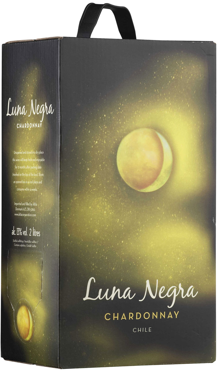 Luna negra chardonnay hanapakkaus 2 l valkoviinit for Manuale termostato luna in 20 fi