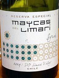 [kuva: Maukas viini Chilestä]