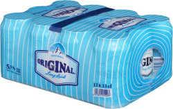 Original Long Drink 12-pack tölkki (3.96 l) - long drinkit - Suomi - 700338 - Viinikartta.fi