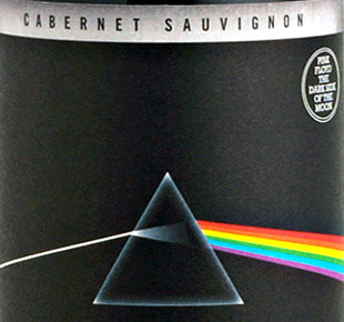 Pink Floyd Dark Side Of The Moon Cabernet Sauvignon