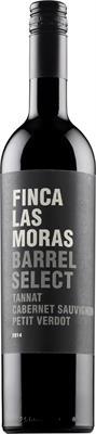 [kuva: Finca Las Moras Barrel Select Tannat Cabernet Sauvignon Petit Verdot 2017(© Alko)]