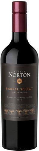 [kuva: Norton Barrel Select Cabernet Sauvignon 2015(© Alko)]