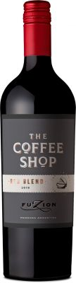 [kuva: Fuzion The Coffee Shop Red Blend 2020(© Alko)]