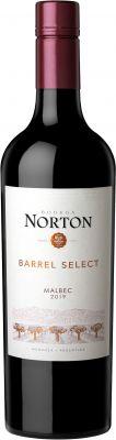 [kuva: Norton Barrel Select Malbec 2020(© Alko)]