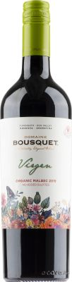 [kuva: Domaine Bousquet Virgen Organic Malbec 2020(© Alko)]