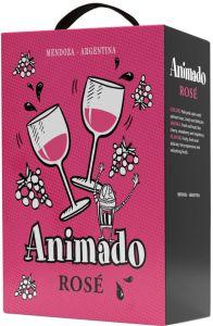 [kuva: Animado Rosé 2020 hanapakkaus(© Alko)]