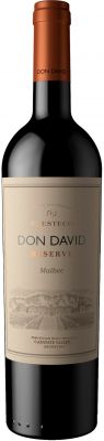 [kuva: Don David Malbec Reserve 2019(© Alko)]