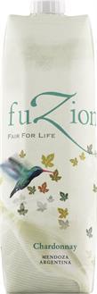 [kuva: Fuzion Chardonnay 2016 kartonkitölkki(© Alko)]