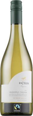 [kuva: La Celia Pioneer Chardonnay Viognier Reserve 2012(© Alko)]