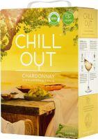 [kuva: Chill Out Chardonnay Australia 2019 hanapakkaus]