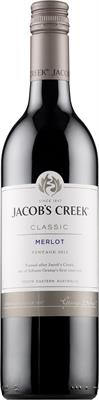 [kuva: Jacob's Creek Merlot 2018(© Alko)]