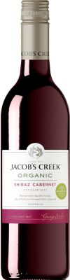 [kuva: Jacob's Creek Organic Shiraz Cabernet 2017(© Alko)]