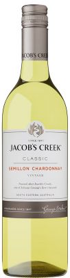 [kuva: Jacob's Creek Semillon Chardonnay 2017(© Alko)]