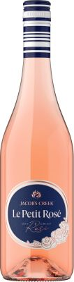 [kuva: Jacob's Creek Le Petit Rosé 2019(© Alko)]