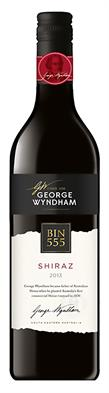 [kuva: Wyndham Estate Bin 555 Shiraz 2019(© Alko)]