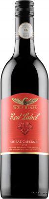 [kuva: Wolf Blass Red Label Shiraz Cabernet 2016(© Alko)]