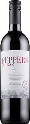 [kuva: Pepper's Shiraz 2014(© Alko)]