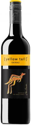 [kuva: Yellow Tail Shiraz 2019(© Alko)]