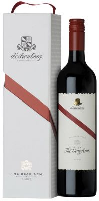 [kuva: d'Arenberg The Dead Arm Shiraz 2014(© Alko)]