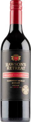 [kuva: Rawson's Retreat Organic Collection Cabernet Shiraz Merlot 2016(© Alko)]