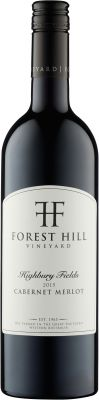 [kuva: Forest Hill Highbury Fields Cabernet Merlot 2015(© Alko)]